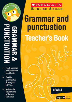 Grammar and Punctuation Year 4 by Huw Thomas, Christine Moorcroft