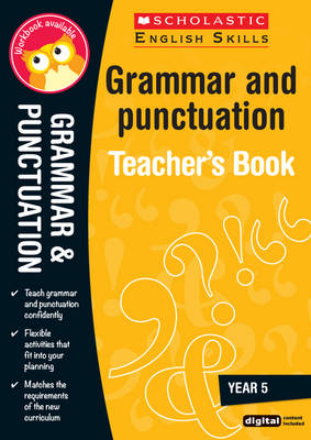 Grammar and Punctuation Year 5 by Huw Thomas, Paul Hollin