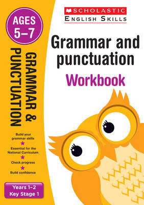 Grammar and Punctuation Years 1-2 Workbook by Lesley Fletcher