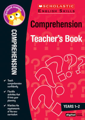 Comprehension Teacher's Book (Years 1-2) by Donna Thomson