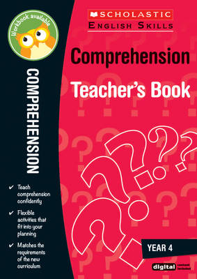 Comprehension Teacher's Book (Year 4) by Donna Thomson, Elspeth Graham