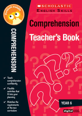 Comprehension Teacher's Book (Year 6) by Donna Thomson, Elspeth Graham