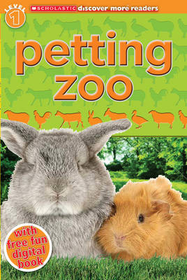 Petting Zoo by Gail Tuchman