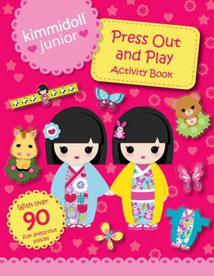 Press out and Play Activity Book by