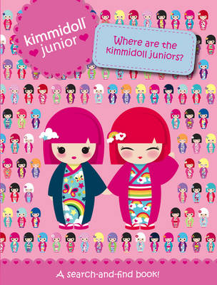 Where are the Kimmidoll Juniors? by