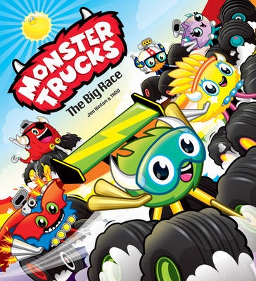 Monster Trucks: The Big Race by Jonathan Hinton