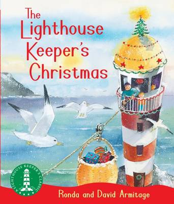 The Lighthouse Keeper's Christmas by Ronda Armitage, Scholastic Children's Books