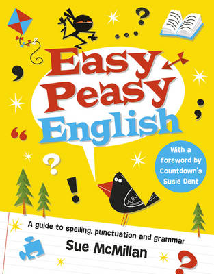 Easy-Peasy English by Sue McMillan