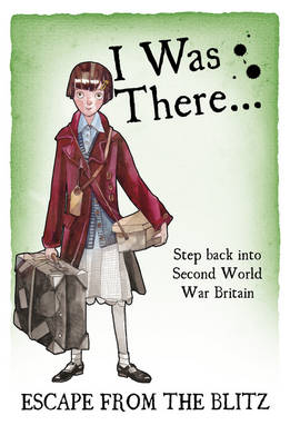 Escape from the Blitz by Tony Bradman
