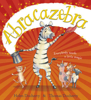 Abracazebra by Helen Docherty