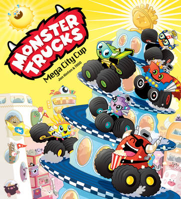 Monster Trucks: Mega City Cup by Jonathan Hinton