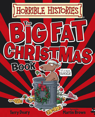 Big Fat Christmas Book by Terry Deary