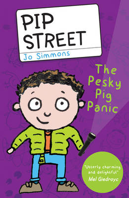 The Pesky Pig Panic by Jo Simmons