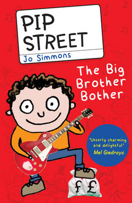 The Big Brother Bother by Jo Simmons