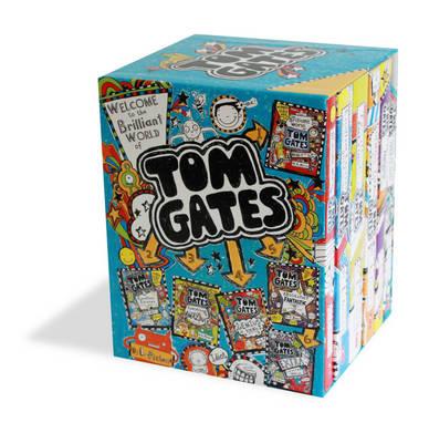 Tom Gates Extra Special Box Set by Liz Pichon