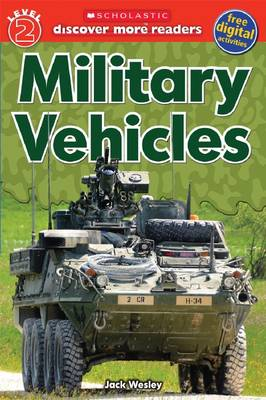 Military Vehicles by Jon Campbell