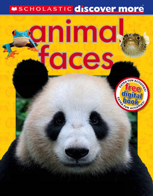 Animal Faces by Penny Arlon