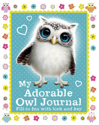 My Adorable Owl Journal by