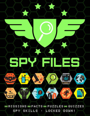 Spy Files - Spy Skills: Locked Down by
