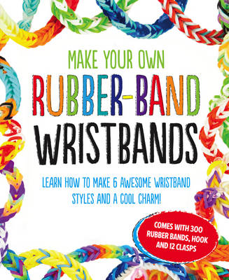 Make Your Own Rubber-Band Wristbands by