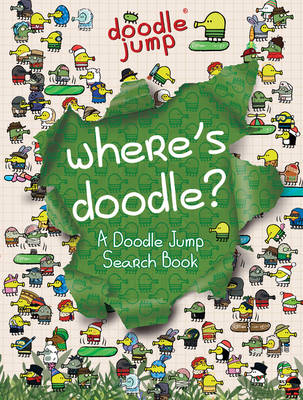 Where's Doodle? A Doodle Jump Search Book by
