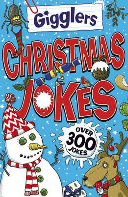 Christmas Jokes by Toby Reynolds