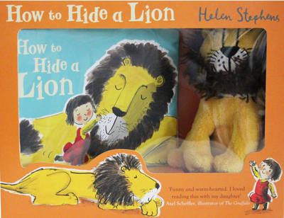 How to Hide a Lion Gift Set by Helen Stephens