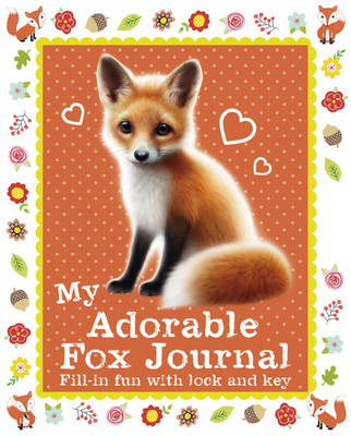 My Adorable Fox Journal by