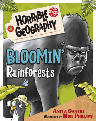 Bloomin' Rainforests by Anita Ganeri