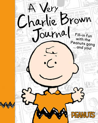 Peanuts: A Very Charlie Brown Journal by