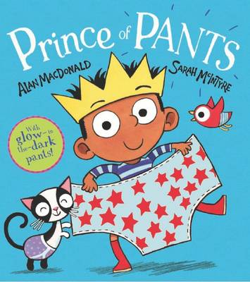 Prince of Pants by Alan MacDonald