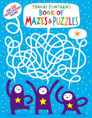 Thomas Flintham's Book of Mazes and Puzzles by Thomas Flintham
