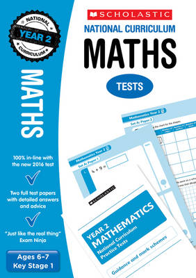 Maths Test - Year 2 by Ann Montague-Smith