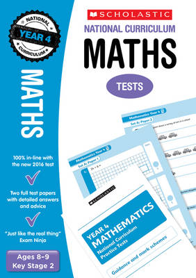 Maths Test - Year 4 by Paul Hollin