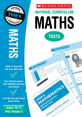 Maths Test - Year 6 by Paul Hollin