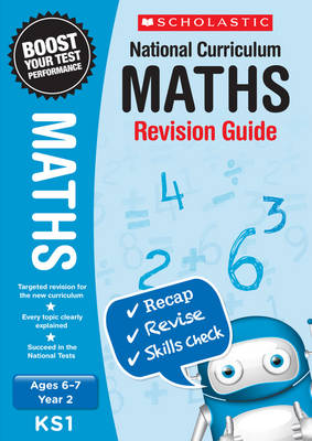 Maths Revision Guide - Year 2 by Ann Montague-Smith