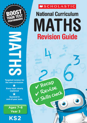 Maths Revision Guide - Year 3 by Ann Montague-Smith