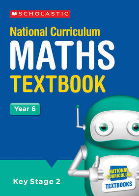 Maths Textbook (Year 6) by Paul Hollin