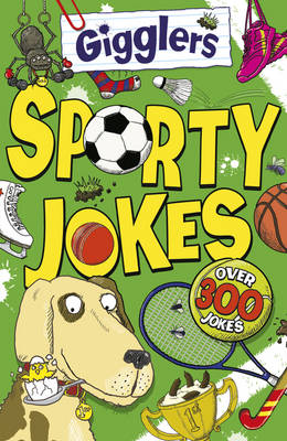 Sporty Jokes by Toby Reynolds