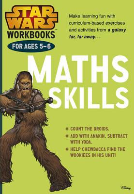 Star Wars Workbooks: Maths Skills Ages 5-6 by