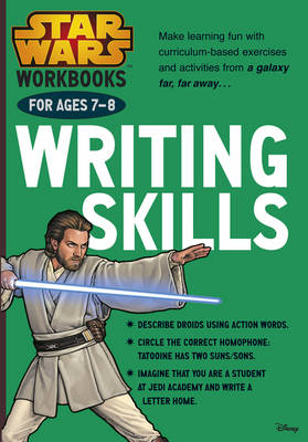 Star Wars Workbooks: Writing Skills Ages 7-8 by