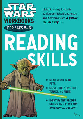 Star Wars Workbooks: Reading Skills - Ages 5-6 by Scholastic
