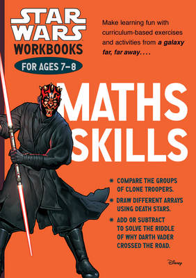 Star Wars Workbooks: Maths Skills - Ages 7-8 by Scholastic