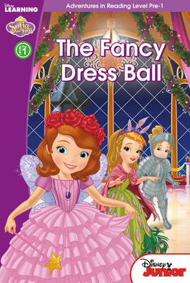 Sofia the First: The Fancy-Dress Ball (Level Pre-1) by