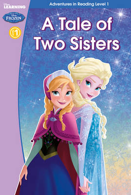 Frozen: A Tale of Two Sisters (Level 1) by