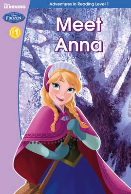 Frozen: Meet Anna (Level 2) by