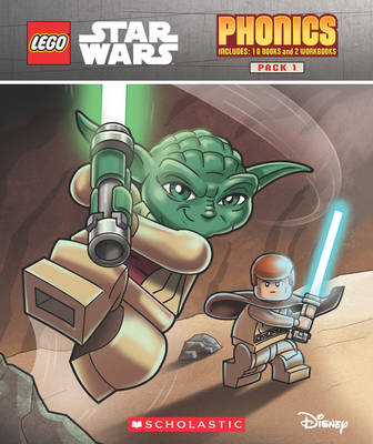 LEGO Star Wars: Phonics Box Set by Quinlan B. Lee
