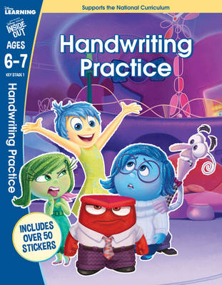 Inside Out - Handwriting Practice (Ages 6-7) by