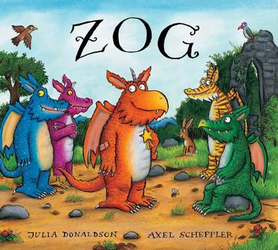 Zog Gift Edition Board Book by Julia Donaldson