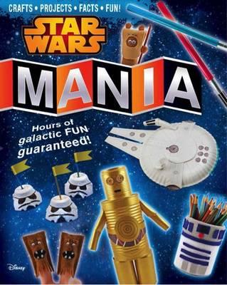 Star Wars Mania by Amanda Formaro